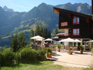 Hotel-Restaurant Flaschen