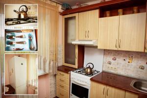 Babylon Apartments on Prospekt Myru, Ferienwohnungen  Rivne - big - 36