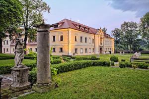 Hotel na Podzamczu, Отели  Тарновске-Гуры - big - 30