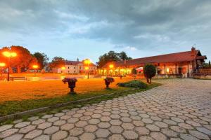 Hotel na Podzamczu, Отели  Тарновске-Гуры - big - 31