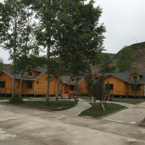 Tianjing zongmu Chalet, Horské chaty  Qilian - big - 4