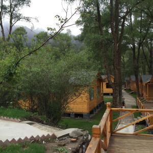 Tianjing zongmu Chalet, Horské chaty  Qilian - big - 7