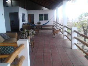 Los Almendros El Sunzal, Hotels  El Sunzal - big - 47