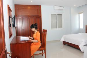 Hoang Ngoc Hotel, Hotels  Pleiku - big - 16