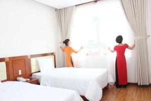 Hoang Ngoc Hotel, Hotels  Pleiku - big - 14