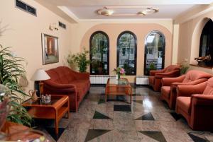 Hotel Glam, Hotely  Skopje - big - 49