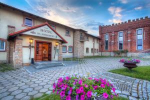 Hotel na Podzamczu, Отели  Тарновске-Гуры - big - 1