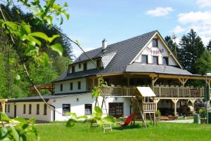 Penzión Mlynárka, Penzióny  Rajecké Teplice - big - 40