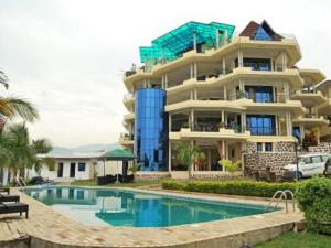 Best Outlook Hotel, Отели  Bujumbura - big - 22