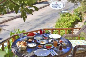 Hamarat Pension, Гостевые дома  Каш - big - 71