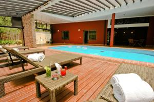 Orotour Garden Hotel, Hotels  Campos do Jordão - big - 75