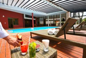 Orotour Garden Hotel, Hotels  Campos do Jordão - big - 73