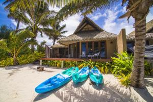 Rumours Luxury Villas & Spa, Villák  Rarotonga - big - 84