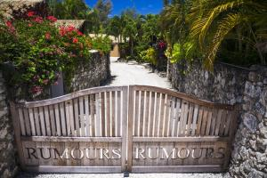 Rumours Luxury Villas & Spa, Villák  Rarotonga - big - 5