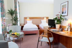 Altstadt Hotel zur Post Stralsund, Hotely  Stralsund - big - 8