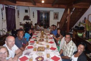 La Caz Oceane, Bed & Breakfasts  Saint-Leu - big - 22