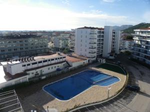 Atic Mar, Apartmanok  L'Estartit - big - 19