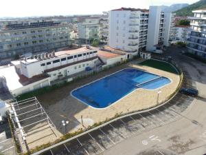 Atic Mar, Apartmanok  L'Estartit - big - 18