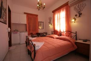 Studios Bourgos, Residence  Naxos Chora - big - 1