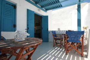 Studios Bourgos, Residence  Naxos Chora - big - 19