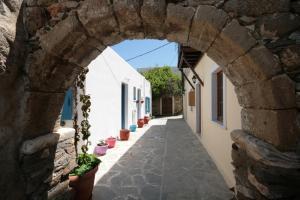 Studios Bourgos, Residence  Naxos Chora - big - 21