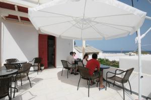 Studios Bourgos, Residence  Naxos Chora - big - 12