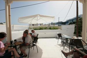 Studios Bourgos, Residence  Naxos Chora - big - 25
