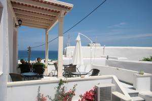 Studios Bourgos, Residence  Naxos Chora - big - 20