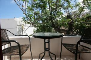 Studios Bourgos, Residence  Naxos Chora - big - 14