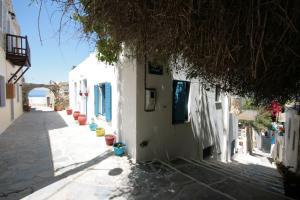 Studios Bourgos, Residence  Naxos Chora - big - 22