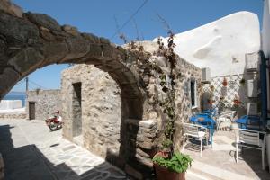 Studios Bourgos, Residence  Naxos Chora - big - 24