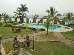 Best Outlook Hotel, Отели  Bujumbura - big - 46