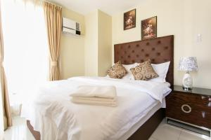 JMM Grand Suites, Apartmanhotelek  Manila - big - 24