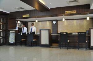 Hotel Shaans, Hotely  Tiruchchirāppalli - big - 61