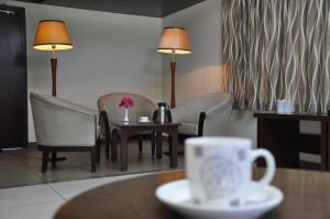 Hotel Shaans, Szállodák  Tiruccsirápalli - big - 13