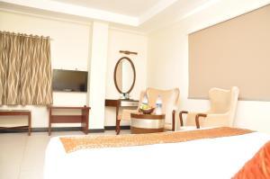 Hotel Shaans, Szállodák  Tiruccsirápalli - big - 9