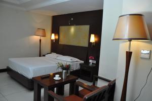 Hotel Shaans, Szállodák  Tiruccsirápalli - big - 7