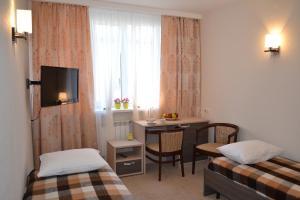 Hotel AeroHotel, Szállodák  Bogasovo - big - 5