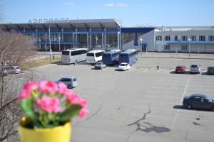 Hotel AeroHotel, Szállodák  Bogasovo - big - 26