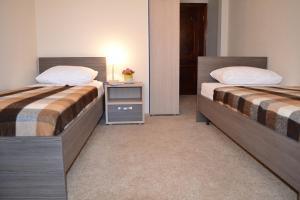 Hotel AeroHotel, Szállodák  Bogasovo - big - 9