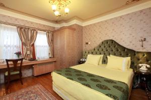 Dersaadet Hotel Istanbul, Отели  Стамбул - big - 41
