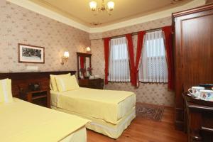 Dersaadet Hotel Istanbul, Отели  Стамбул - big - 42