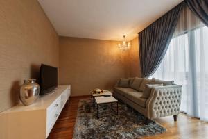 LSE @ Palm Garden Condominium, Ferienwohnungen  Johor Bahru - big - 23