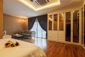 LSE @ Palm Garden Condominium, Ferienwohnungen  Johor Bahru - big - 22