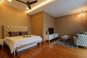 LSE @ Palm Garden Condominium, Ferienwohnungen  Johor Bahru - big - 21