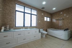 LSE @ Palm Garden Condominium, Ferienwohnungen  Johor Bahru - big - 19