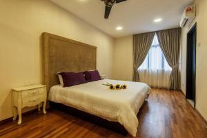 LSE @ Palm Garden Condominium, Ferienwohnungen  Johor Bahru - big - 14