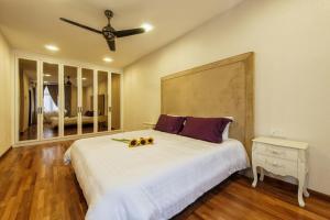 LSE @ Palm Garden Condominium, Ferienwohnungen  Johor Bahru - big - 13