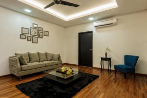 LSE @ Palm Garden Condominium, Ferienwohnungen  Johor Bahru - big - 12