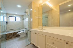 LSE @ Palm Garden Condominium, Ferienwohnungen  Johor Bahru - big - 8